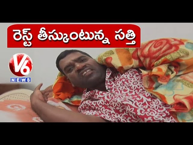 bithiri-sathi-wants-rest-satirical-conversation-with-savitri-over-elections-teenmaar-news