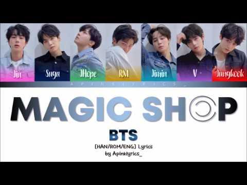 Download BTS (방탄소년단) - Magic Shop [HAN|ROM|ENG] Color Coded Lyrics