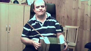 The Carraroe / Spirit of the Dance played by Clive Williams on Melodeon