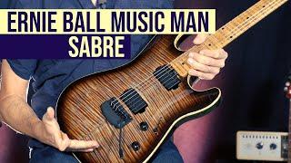 Ernie Ball Music Man Sabre - Demo