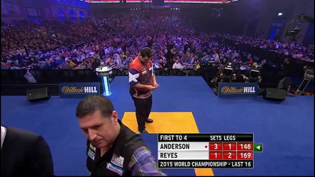 dart world championship