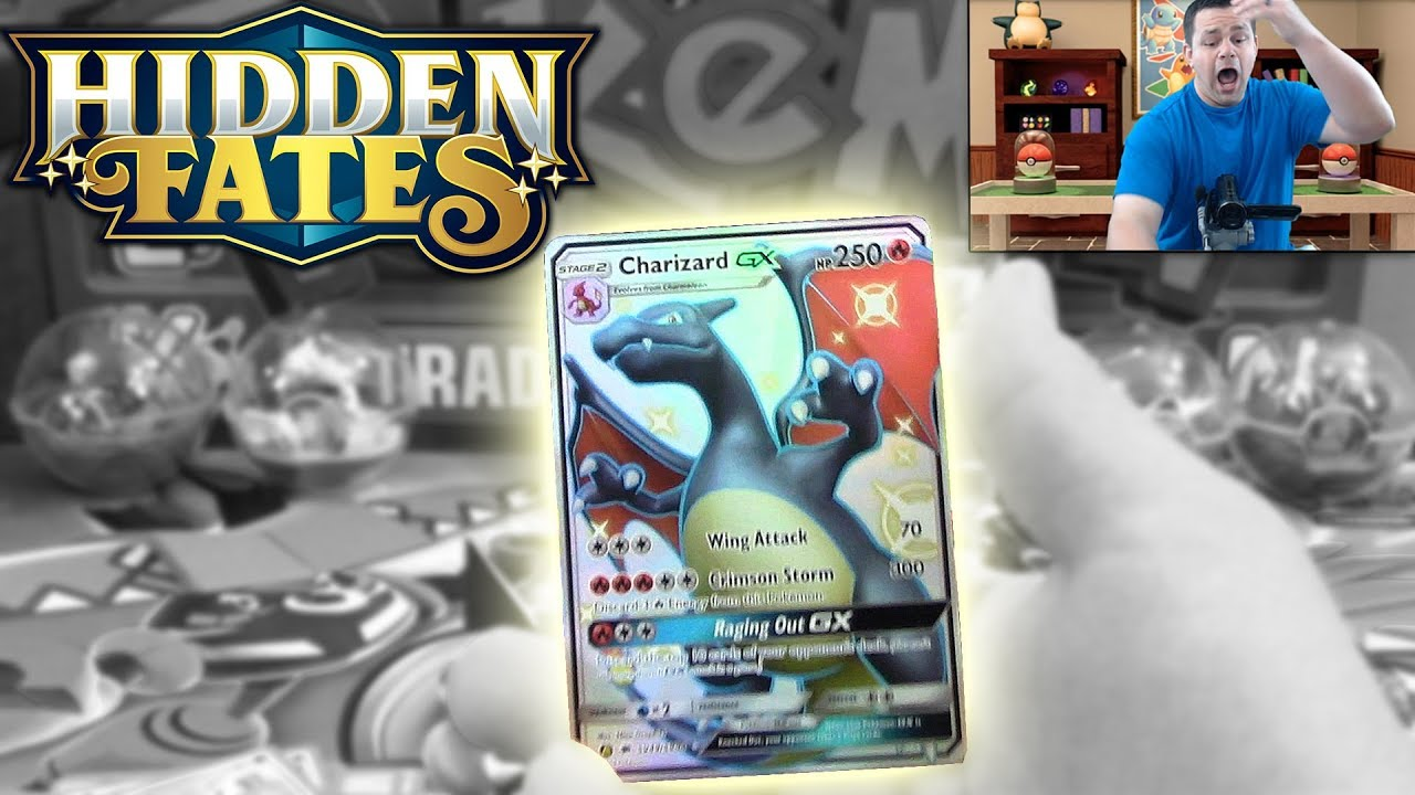 Download WE PULLED IT! EPIC POKEMON HIDDEN FATES ELITE TRAINER BOX OPENING!