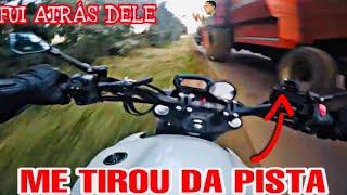 SUSTOS E FECHADAS DE MOTO (EP.41)