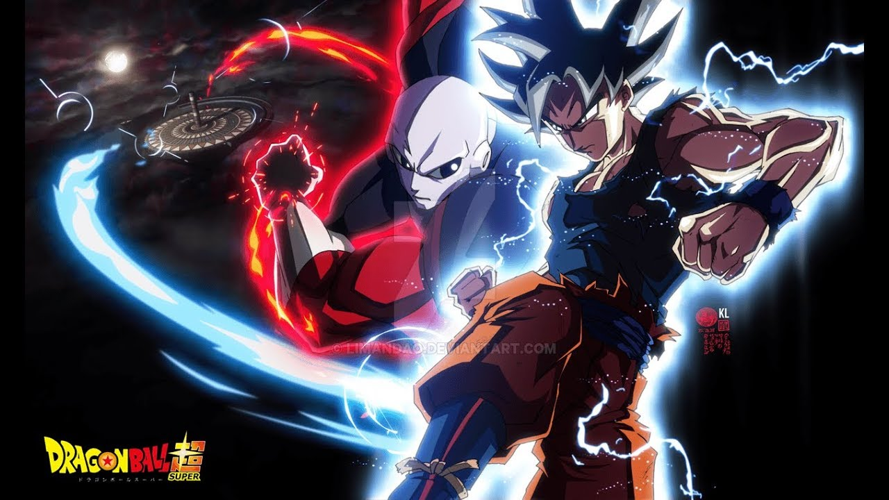 The Ultimate Fight Goku Vs Jiren Full Fight Free Goku Ultra