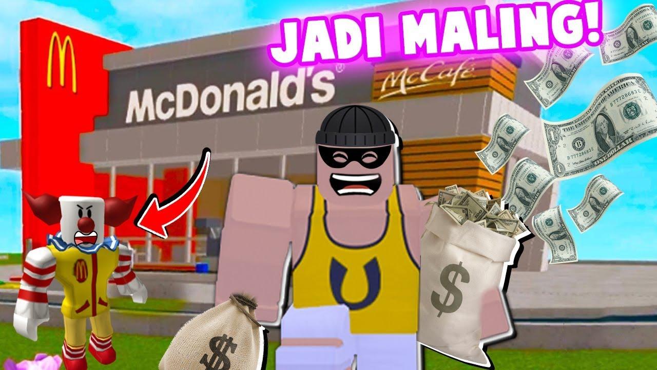 Download upin mengambil uang banyak di mecdonals