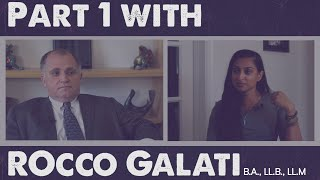 Rocco Galati Constitutional Challenge Against the Canadian Government for Extreme Measures
