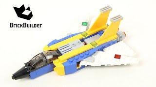 Video Lego Creator 31042 Super Soarer - Lego Speed Build download MP3, 3GP, MP4, WEBM, AVI, FLV November 2018