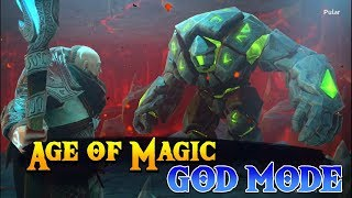Age of Magic APK MOD 1.13.1 GOD MODE & HIGH DAMAGE [No Root]