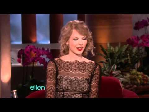 Taylor Swift- Interview - Ellen Degeneres Show (11/01/10)