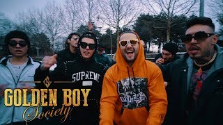 GOLDEN GANG - SARI (feat. Arkanian X Azteca X Ian) Official Video