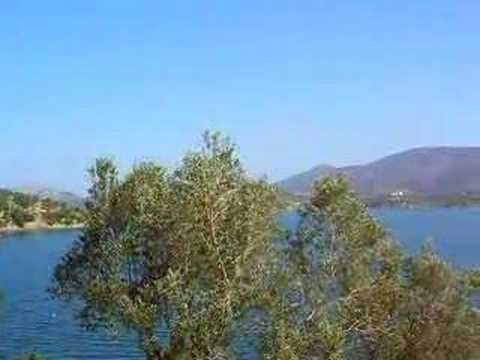 Bay of Gera, Lesbos/ Lesvos, Greece