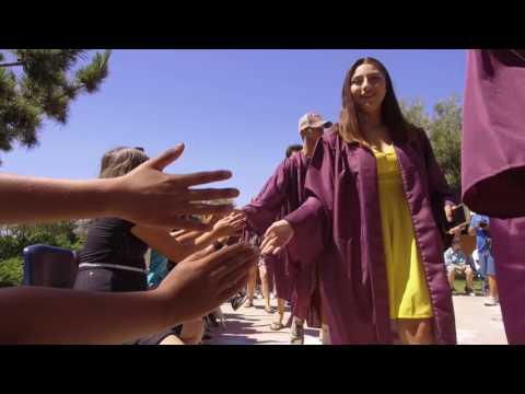 CHS graduates visit Mountain View