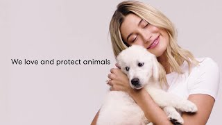 Full of Love, Free of Animal Cruelty feat. Hailey Bieber | bareMinerals