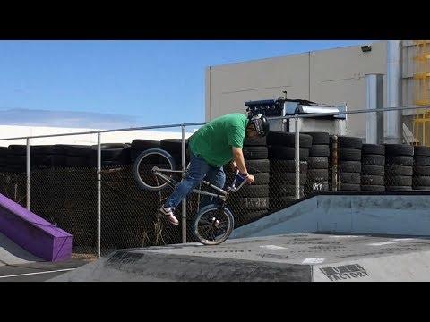 BMX - Corey Furmage Presents: Flip The Script 2 @ Full Factory Distro