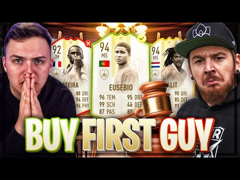 FIFA 19 HARDCORE BUY FIRST GUY ICON Edition! 🔥