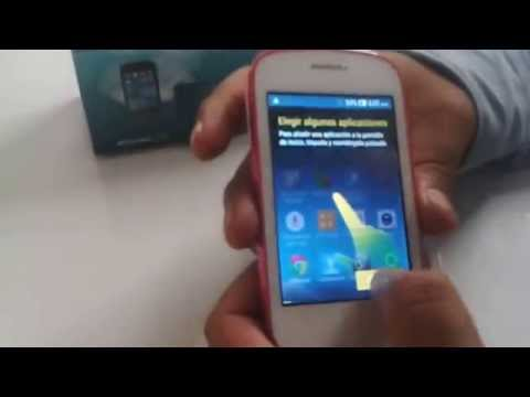 Видео Инструкция смартфон alcatel one touch ce1588