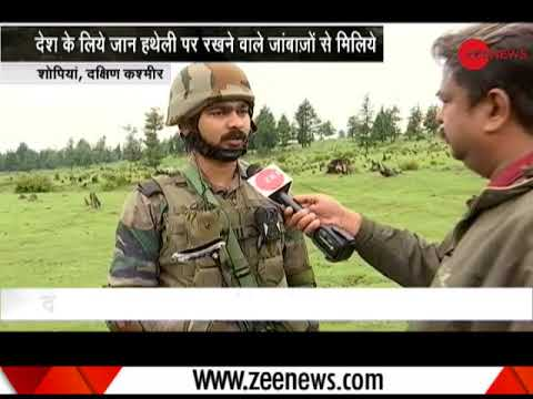 Special Report From Jammu And Kashmir On Zee News