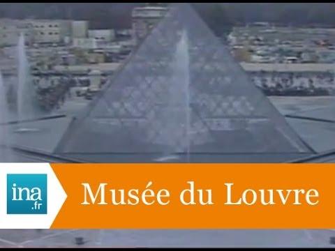 Visite guidée du Musée du Louvre - Archive INA