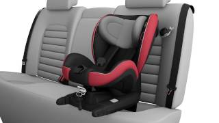 Izi Combi X4 Isofix Frontfacing Youtube