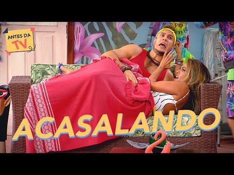 Ferdinando FLAGRA Jéssica e Maicol  Vai Que Cola  Nova Temporada  Humor Multishow