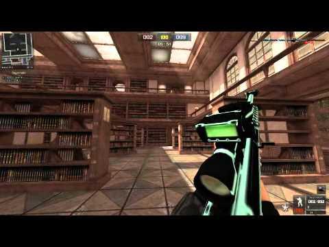 (Point blank garena) barrett m82a1 + MOD - YouTube