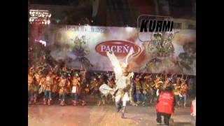 Diablada URUS Carnaval de Oruro 2011 video en HD