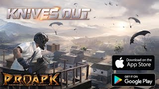 Knives Out Gameplay Android / iOS (by NetEase)