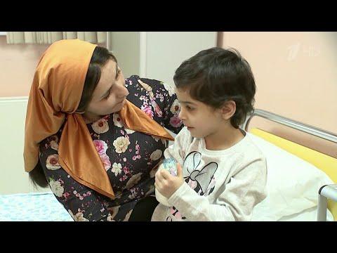 Девочка из Ингушетии, над которой издевалась ее родная тетя, выписана из больницы.