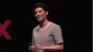 To Hold On, Let Go | Nadya Zhexembayeva | TEDxNavesink