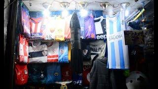 أول محل لبيع قميص بيراميدز: مبيعاته زي تي شيرت الأهلي والزمالك