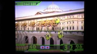 Crisis Zone (Namco, 1999) Arcade Spielautomat