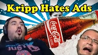 Kripp's Ad Experience + Stolen Bag Story [With Twitch Chat]