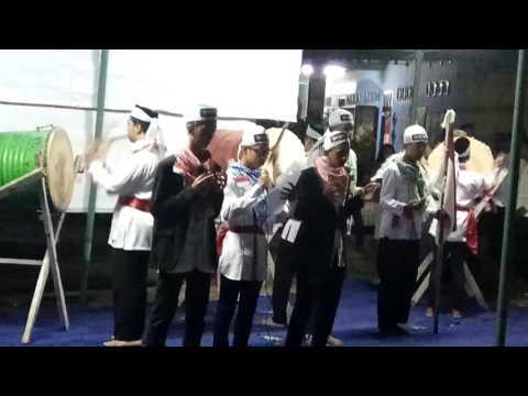 Juara 2 Lomba Tabuh Bedug Rawalumbu Bekasi Idul Fitri 1438H