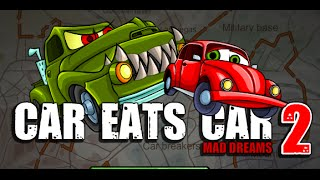 Car Eats Car 2 Mad Dreams Full Gameplay Walkthrough