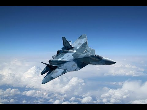 The history of the development of the best 5th generation fighter su 57.