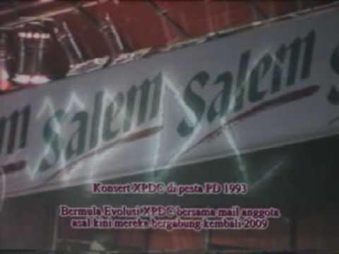Konsert Eksklusif XPDC di PD1993