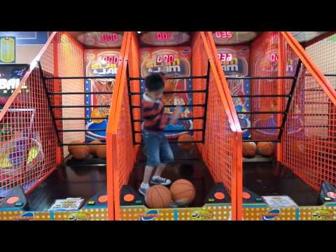 Playing basketball in timezone