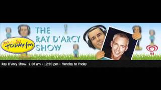 Ray DArcy Show Tesco Refuse Irish Driving Licence as form of age   verification Pt 2