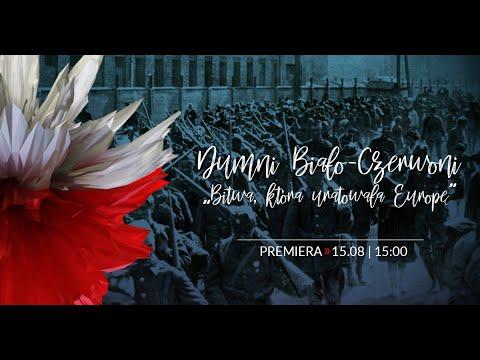 Dumni Biało-Czerwoni - Bitwa, która uratowała Europę [zapowiedź]