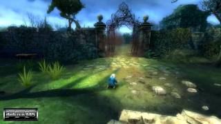 Alice in Wonderland Videogame 2010 Gameplay (PC HD)