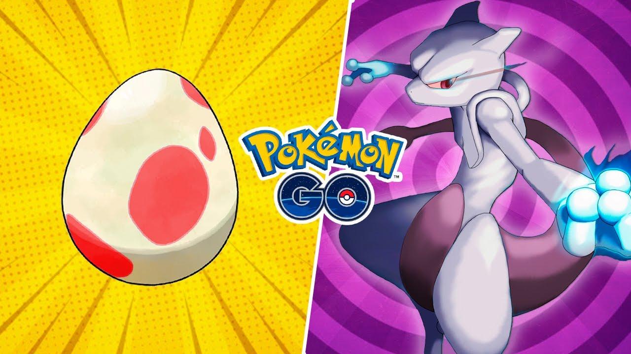 NOVO TIPO DE OVO ,SHADOW MEWTWO E MAIS - Pokémon Go