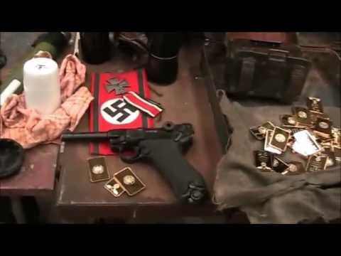 Nazi treasure, Eastern Europe, short version