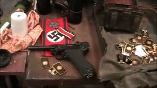 Nazi treasure, Eastern Europe, short version