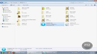 How to Change local disk icon in Windows 7