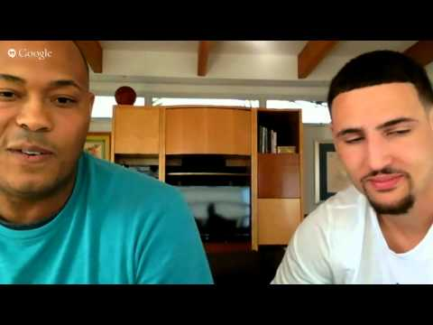Klay Thompson Virtual Camp Awards Live Stream