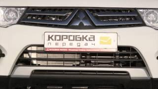 Mitsubishi Pajero Sport тест-драйв(http://korobka-peredach.info/article/drajv-test-pajero-sport - журнальная версия., 2013-12-30T06:52:22.000Z)