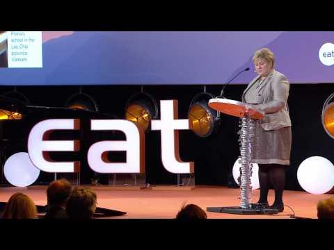 H.E. Erna Solberg, Prime Minister of Norway