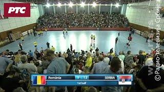 Rukomet: Rumunija – Srbija najzanimljiviji detalji I poluvremena