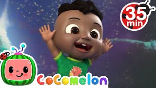 Exercise Song + More Nursery Rhymes & Kids Songs - CoComelon