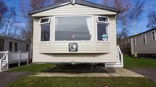 Hopton Haven 6 berth dog friendly caravan for hire 5 star holiday park
